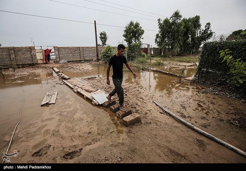 سیل بیش از 510 میلیارد تومان به دوره چگنی خسارت زد