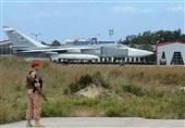 تعقیب هواپیماهای متجاوز اسرائیلی توسط جنگندههای روسی در جنوب سوریه
