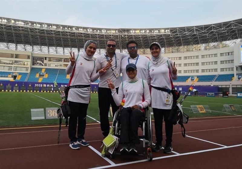 صعود 17 پلهای تیم ملی ریکرو بانوان در آخرین رده بندی فدراسیون جهانی