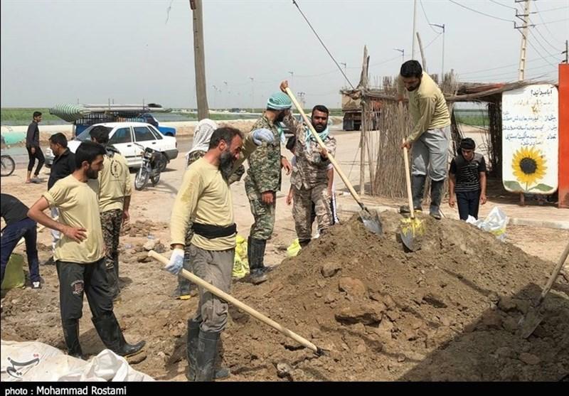 همت بسیجیان اصفهان تا پایان رنج سیلزدگان ادامه دارد؛ آخرین جزئیات خدمترسانی به مناطق سیلزده