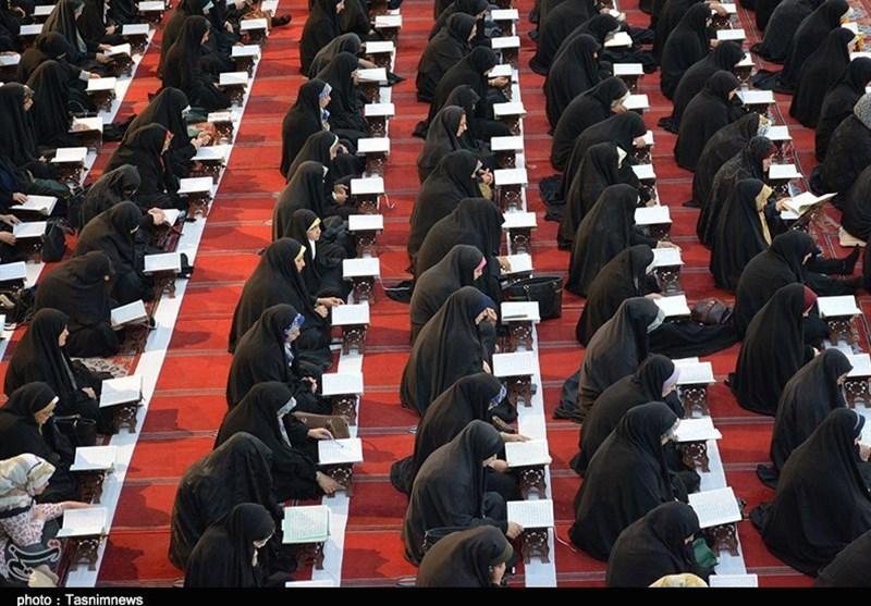 جزء خوانی قرآن کریم در ارومیه-رمضان 98 + تصاویر
