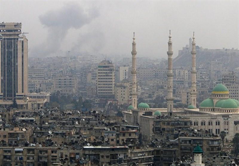 سوریه|حملات راکتی تروریستها به شهر حلب