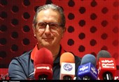 Georges Leekens No Longer Tractor Sazi Coach