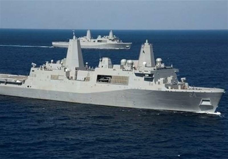 عبور یک کشتی جنگی دیگر آمریکایی از تنگه تایوان