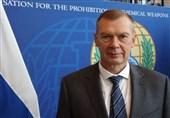 مخالفت روسیه با پیشنهاد سلب حقوق سوریه در سازمان منع سلاحهای شیمیایی