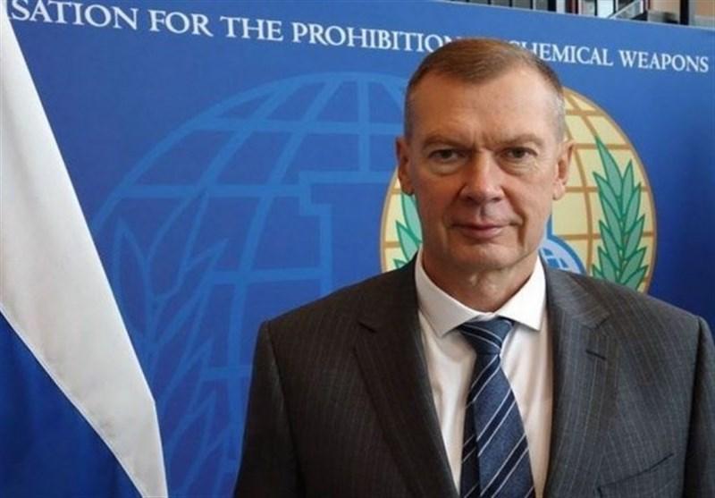 نماینده روسیه سخنان دیپلمات آمریکایی درباره ایران را محکوم کرد