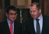 توافق روسیه-ژاپن برای ادامه کار به روی پیمان صلح/ نگرانی مسکو از اقدامات آمریکا در منطقه
