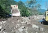 گلستان| راه ارتباطی روستای « میان رستاق» تا 24 ساعت دیگر بازگشایی میشود