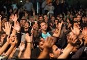 سحرهای ماه مبارک رمضان در تخت فولاد اصفهان به روایت تصویر
