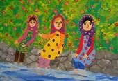 درخشش کودکان ایرانی در مسابقات نقاشی محیط زیست ژاپن