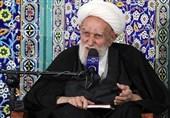 اصفهان| آیتالله ناصری: دوری از حرام کلید استجابت دعا است