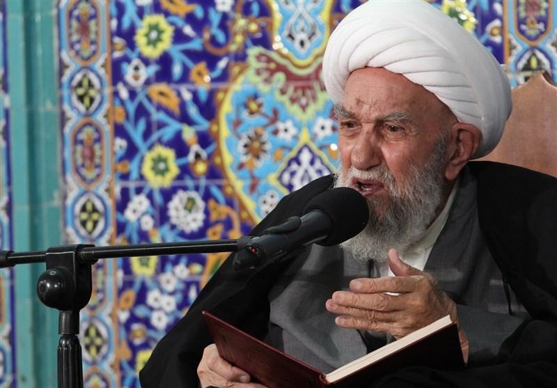 اصفهان| گفتاری از آیتالله ناصری؛ چرا گاهی دعا مستجاب نمیشود؟