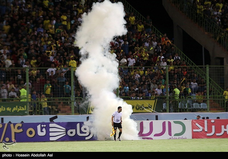 عراقچی؛ متهم جدید تغییر نتایج در لیگ برتر فوتبال! + عکس