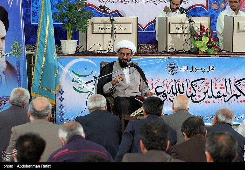 نماینده ولی فقیه در استان همدان : راه برون رفت از مشکلات اقتصادی مدیریت انقلابی و جهادی است