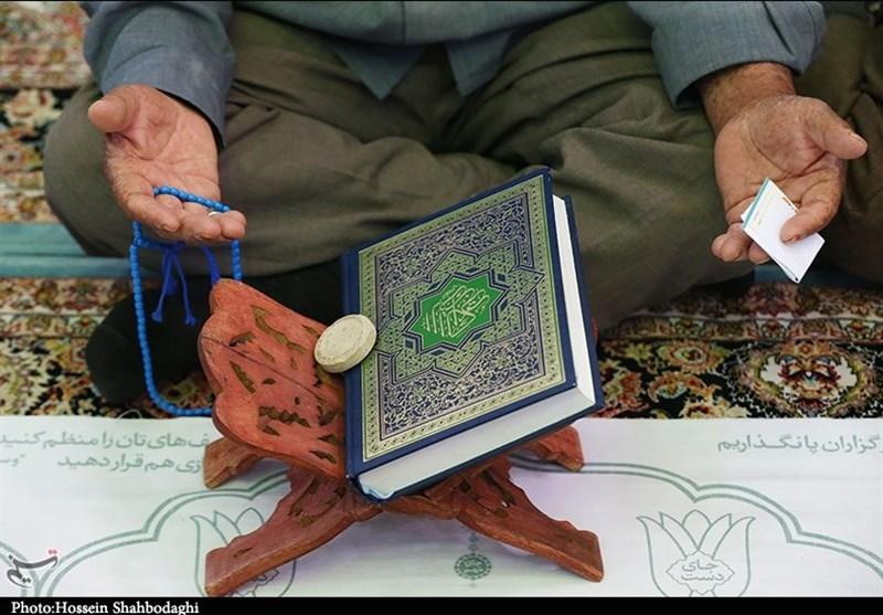 تلاوت جزء دوازدهم قرآن با صدای «سبزعلی و منشاوی»