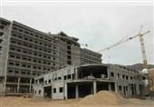 8 سال چشم انتظاری مردم برای افتتاح بیمارستان 376 تختخوابی در ایلام