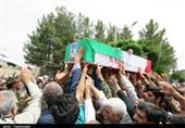 9 شهید گمنام در قزوین یادمان ندارند
