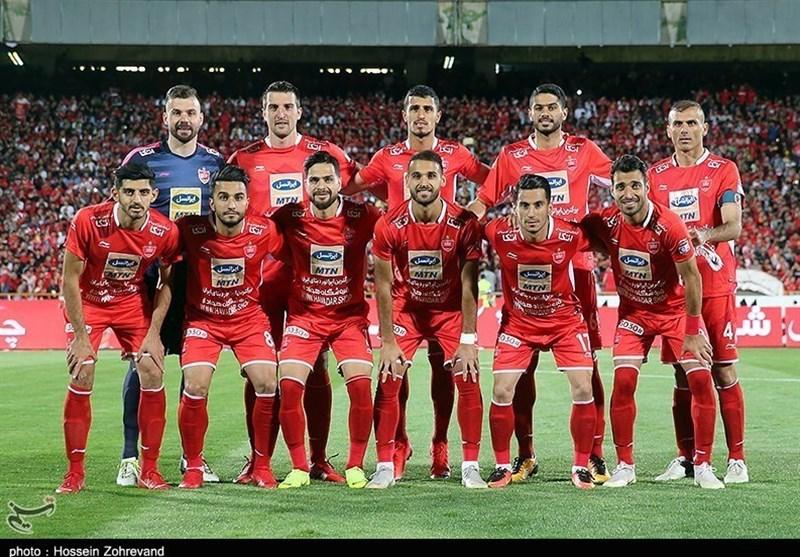 بوشهر برنامه سفر تیم فوتبال پرسپولیس تهران به جم مشخص شد