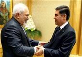 گزارش تسنیم| ابعاد راهبردی احتمالی سفر ظریف به ترکمنستان