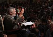مناجاتخوانی منصور ارضی در شب هفتم ماه رمضان
