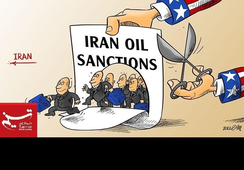 ایران کے خلاف امریکی پابندیاں