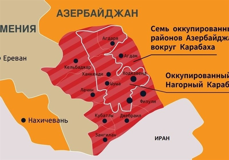 باکو مسیر برقراری صلح در قفقاز را به پاشینیان نشان داد