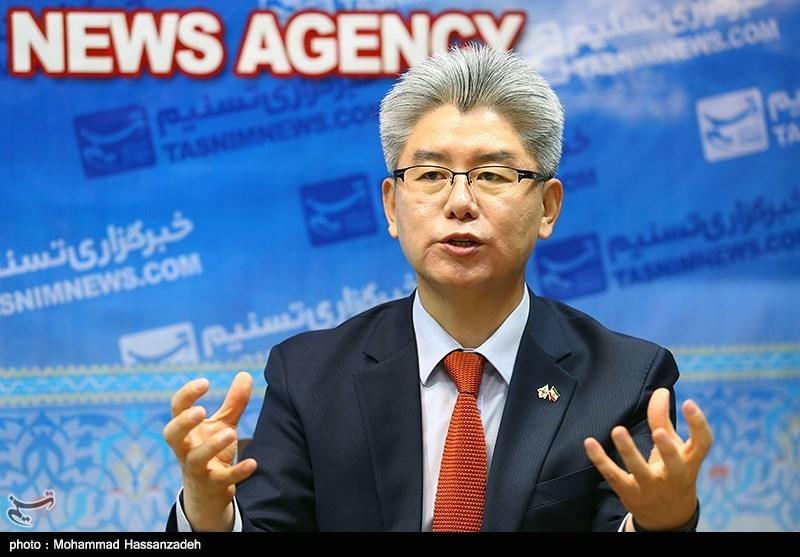 مصاحبه | سفیر کره جنوبی: بهدنبال حفظ تجارت با ایران هستیم/به مذاکرات برای دریافت معافیت تحریمی ادامه میدهیم