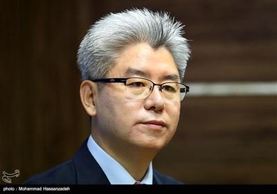 یو جانگ هیان سفیر کره جنوبی