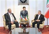دیدار وزیر ورزش جمهوری آذربایجان با صالحیامیری