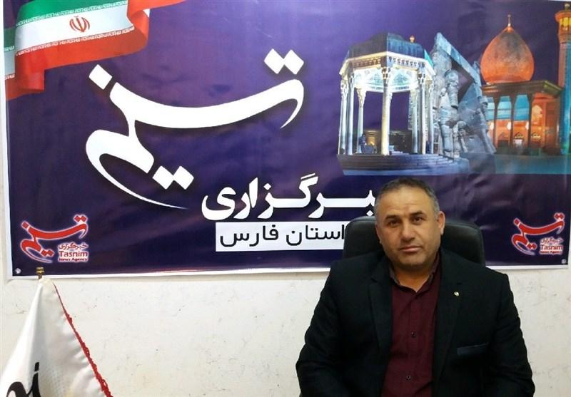 مسابقات بینالمللی سبکهای کنترلی کاراته در شیراز برگزار میشود