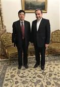 دیدار عراقچی و نماینده ویژه وزارت امور خارجه چین در امور افغانستان