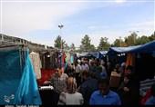 کرمان  نارضایتی مردم و غرفهداران از نمایشگاهی که رنگ و بوی ضیافت ندارد