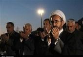 نوای ملکوتی نماز عید فطر در آسمان دیار عتبات عالیات و مرزداران ایلام پیچید