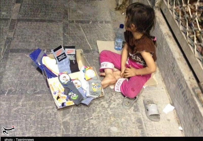 اصفهان|پرسه در خیابانهایی که انتهایش «شادی» نیست؛ کودکان کار هنور مشغول کارند