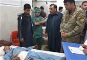 تلفات انفجارهای پیاپی در شرق افغانستان به 4 کشته و 20 زخمی رسید