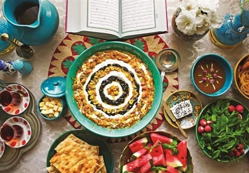 آداب و رسوم اصفهانیها در ماه رمضان| از پخت نان جو تا بردن افطاری برای عروس در شهرضا + تصاویر