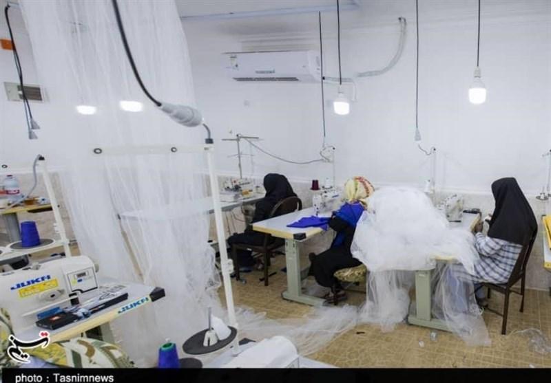 ماجرای پشهبندهایی که پس از سیلبند به خوزستان میآیند + تصاویر
