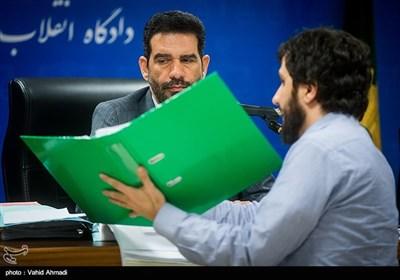 دادگاه رسیدگی به اتهامات محمدهادی رضوی و 30 متهم دیگر پرونده بانک سرمایه