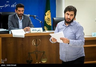محمدهادی رضوی متهم پرونده بانک سرمایه
