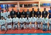 بازدید شریعتمداری و صالحیامیری از اردوی تیمهای ملی کاراته آقایان و بانوان