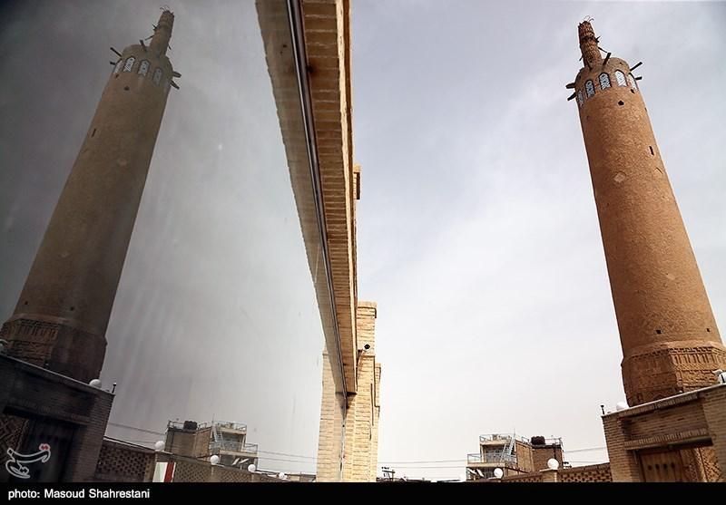 مآذن ایران الأثریة.. عراقة تحاکی الجمال + صور