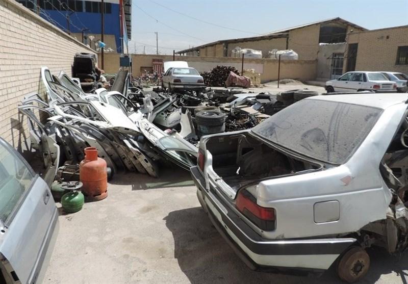 اصفهان| انهدام باند حرفهای سرقت خودرو؛ مالباختگان به پلیس مراجعه کنند