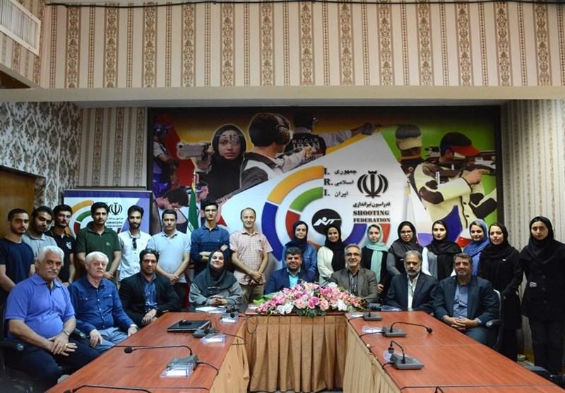 اعزام 15 تیرانداز ایرانی به جام جهانی مونیخ در 2 گروه