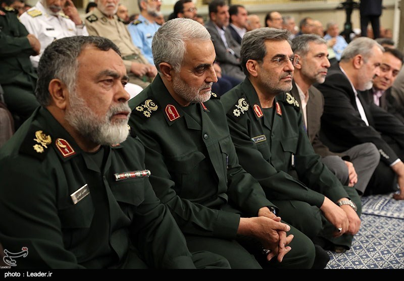 دیدار مسئولان نظام با رهبرمعظم انقلاب