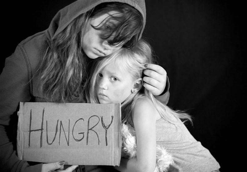 گزارش تسنیم| آمارهای رسمی از 41میلیون شهروند گرسنه در آمریکا +نقشه و نمودار