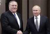 پوتین در دیدار با پامپئو: طالبان در حال قدرتمندتر شدن است