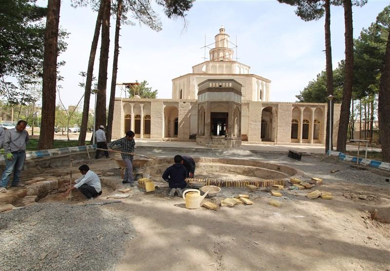25 بنای تاریخی خراسان جنوبی مرمت شد