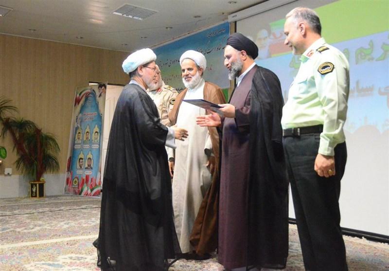 رئیس عقیدتی سیاسی فرماندهی انتظامی خراسان جنوبی معرفی شد