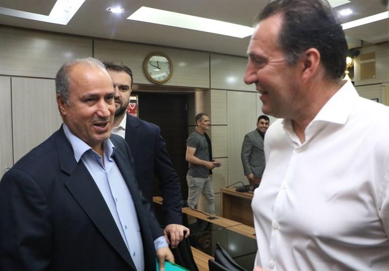 قرارداد ویلموتس با فدراسیون فوتبال روز سهشنبه امضا میشود
