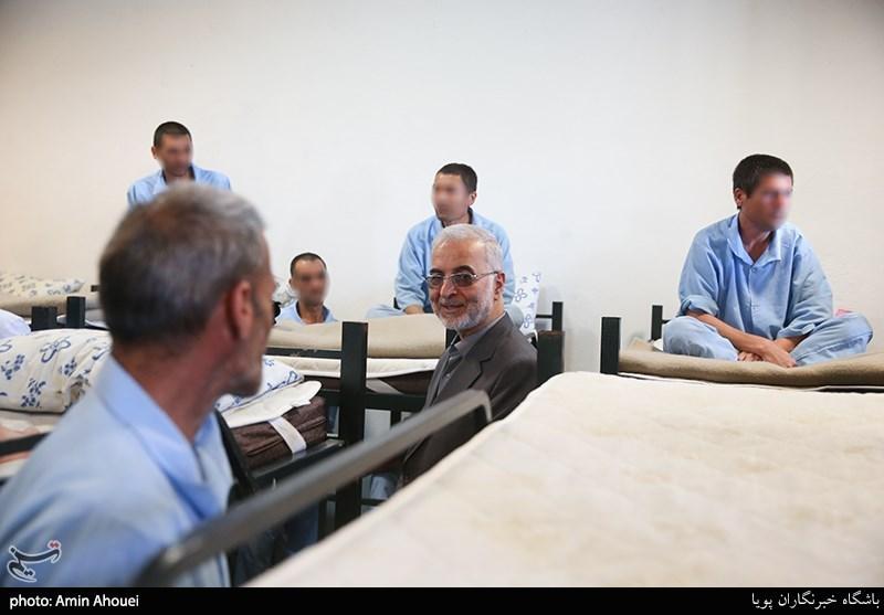 بازدید سردار مومنی از اردوگاه شهید زیادیان
